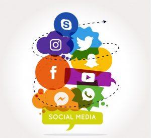 Réseaux sociaux - VERY PRINT