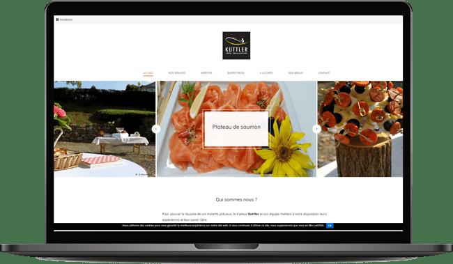 Site Internet vallée de Thann