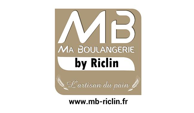création logo boulangerie MB RICLIN